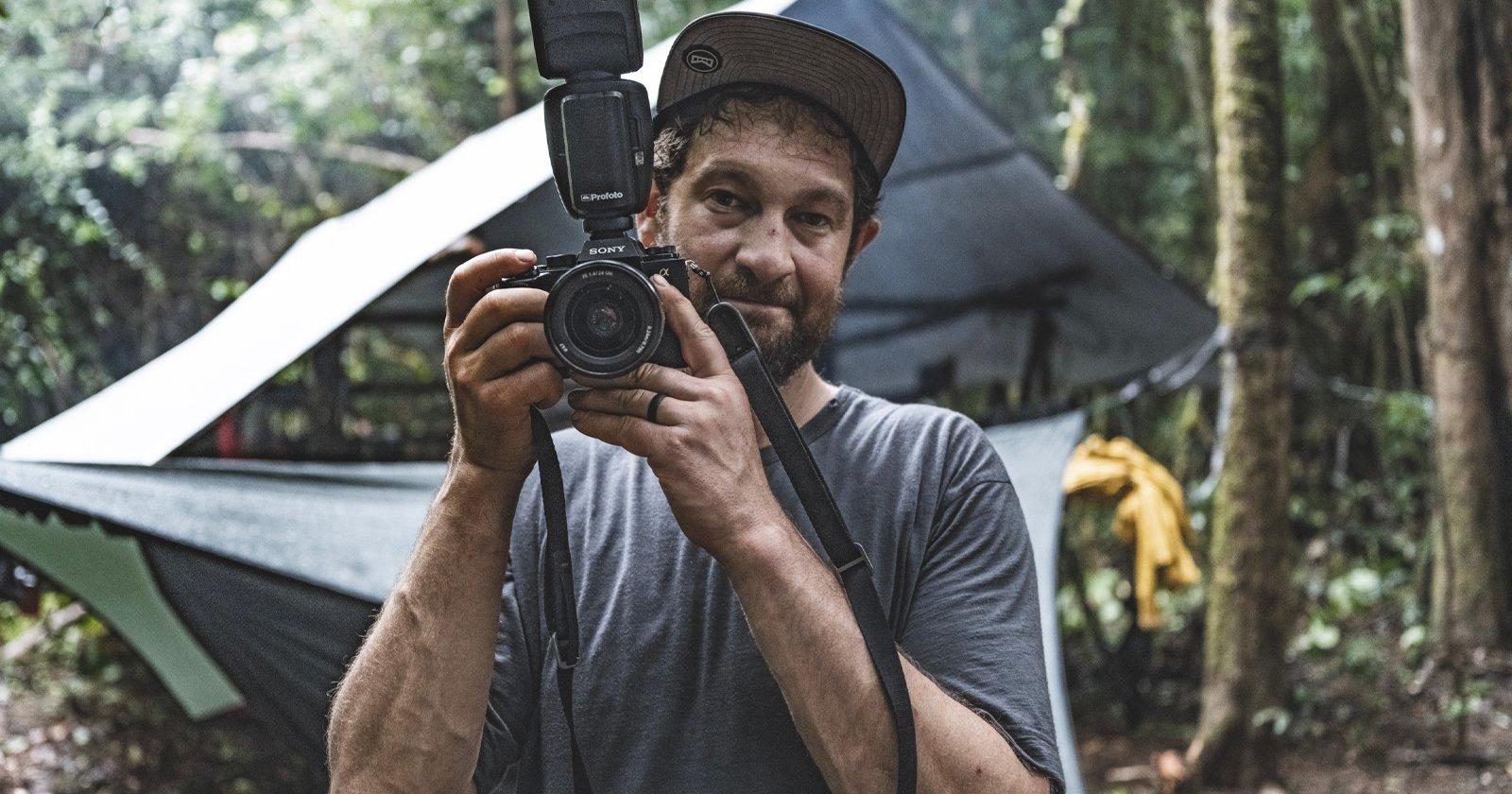 Nat Geo Photographer 'Battle Test' Sony Alpha 1 in Sud America
