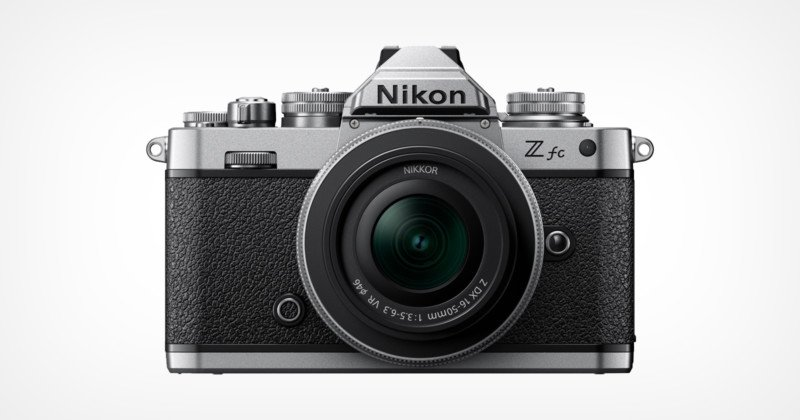 Nikon Warns That It Doesn't Have Enough Supply to Meet Z fc Demand 24