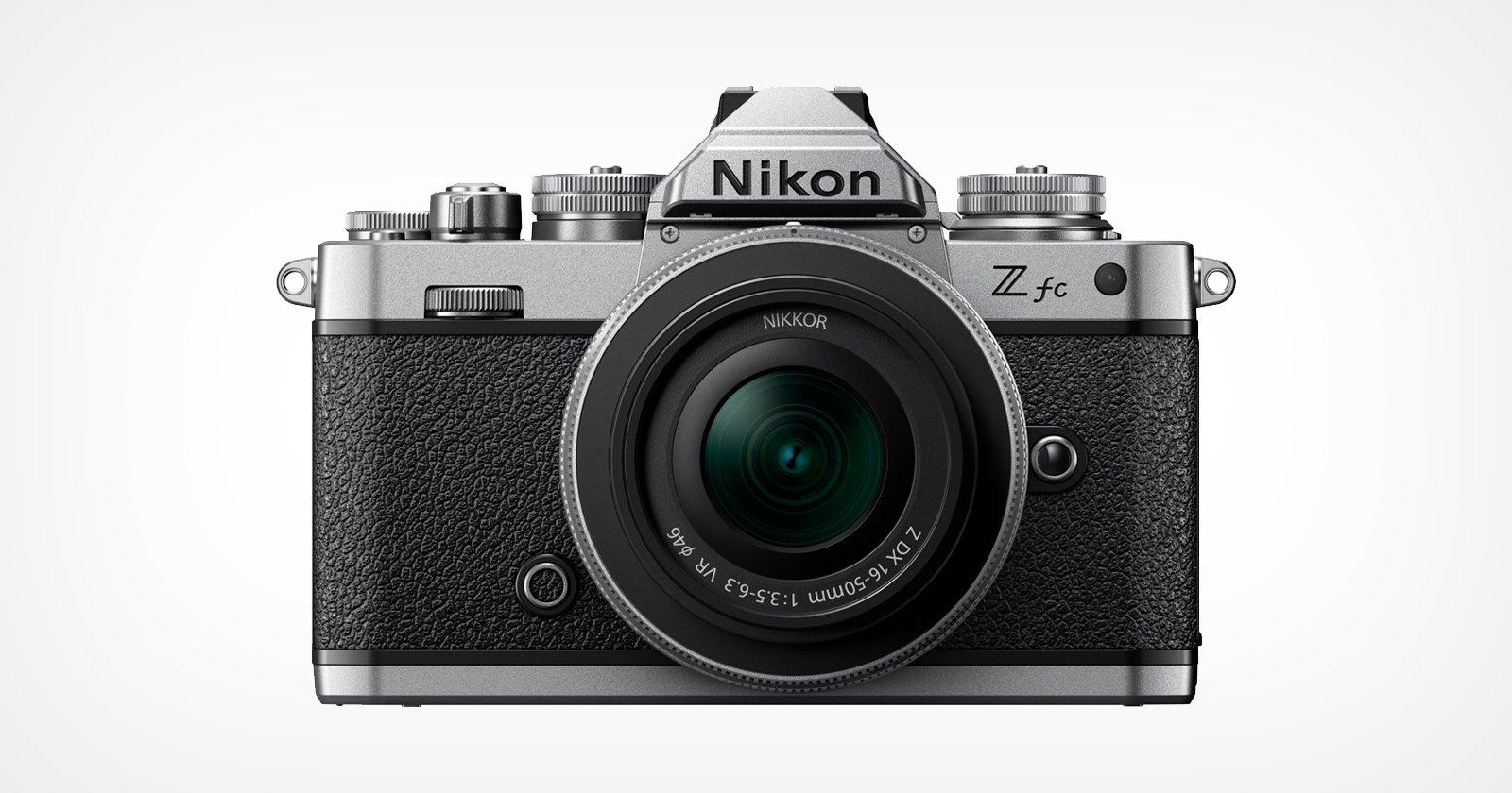 Nikon avverte che non ha abbastanza offerta per soddisfare la domanda Z fc