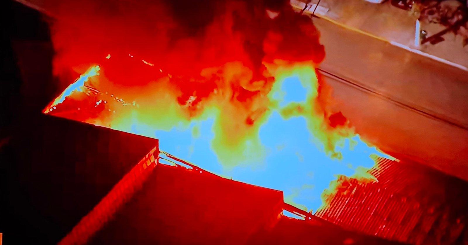 'Preventable' Fire Engulfs Major Brazilian Cinema Film History Archive
