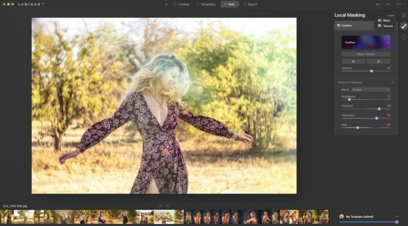 LuminarAI's Latest Update Adds AI-Powered 'Portrait Bokeh' Tool 9
