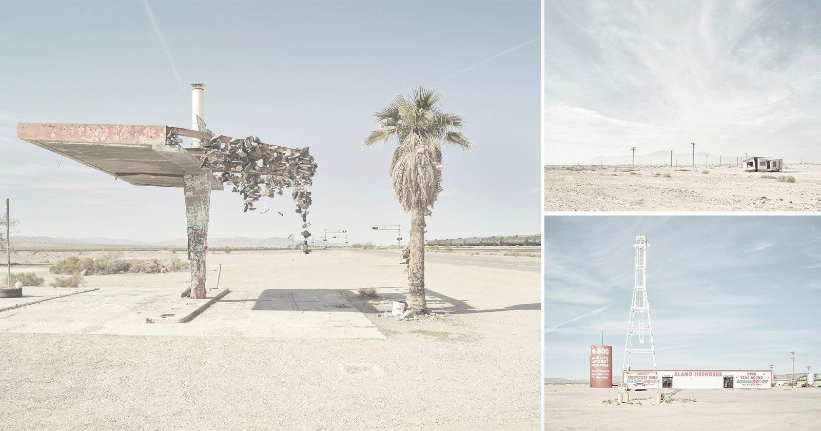 """La serie di foto """"Back Roads of Americana"""" è un capolavoro modernista"""