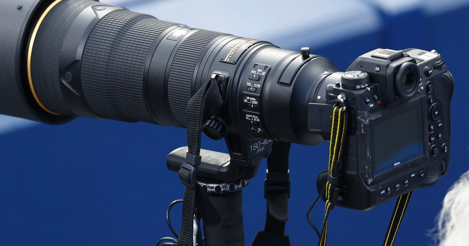 The Nikon Z9 Seen In Action at the Tokyo Olympics