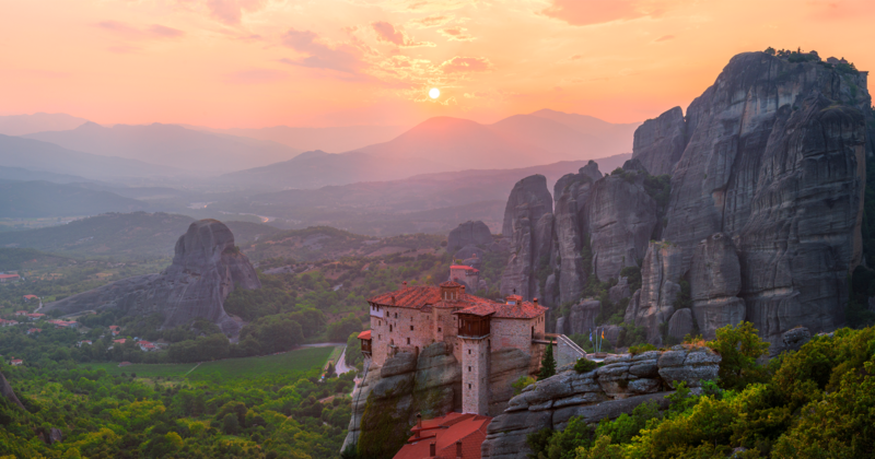 Top 5 Places to Photograph in Meteora, Greece