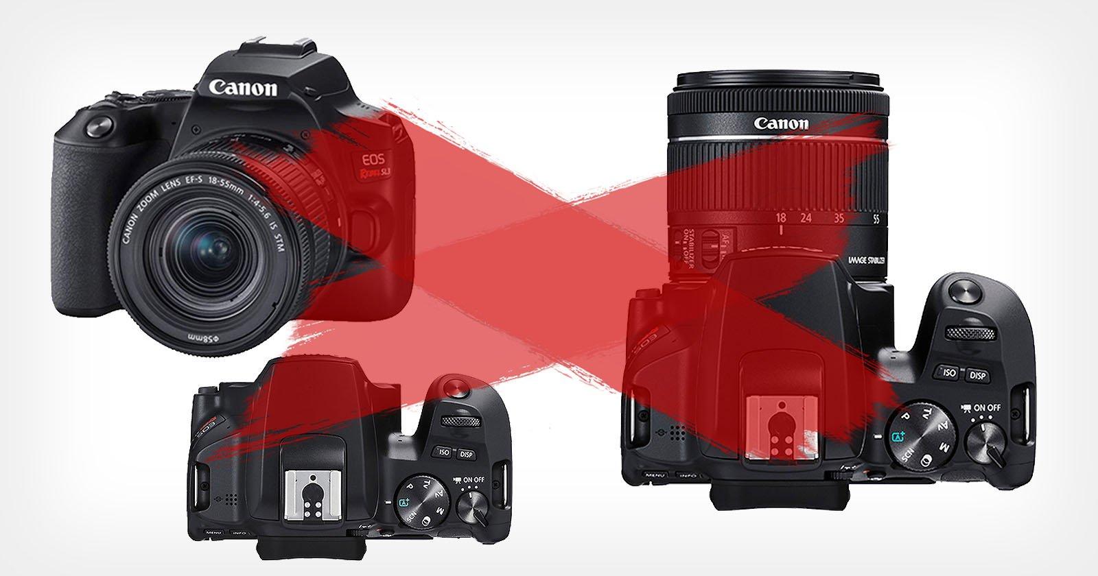 Perché non consiglio mai le reflex digitali Canon entry-level ai nuovi ritrattisti New