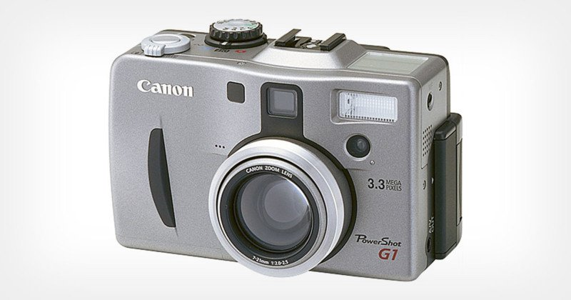 Review: Canon's PowerShot G1 is Still a Joy to Shoot With After 21 Years