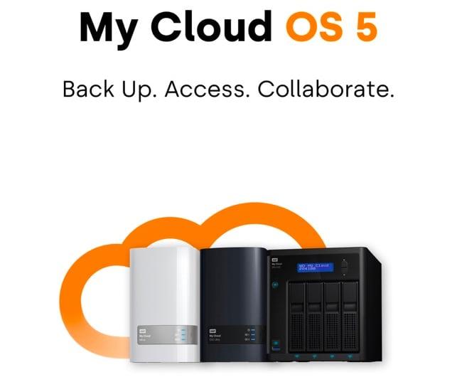 my cloud os 5