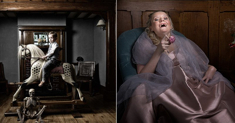 Photographs Reveal the People and Stories Behind Rare Illnesses