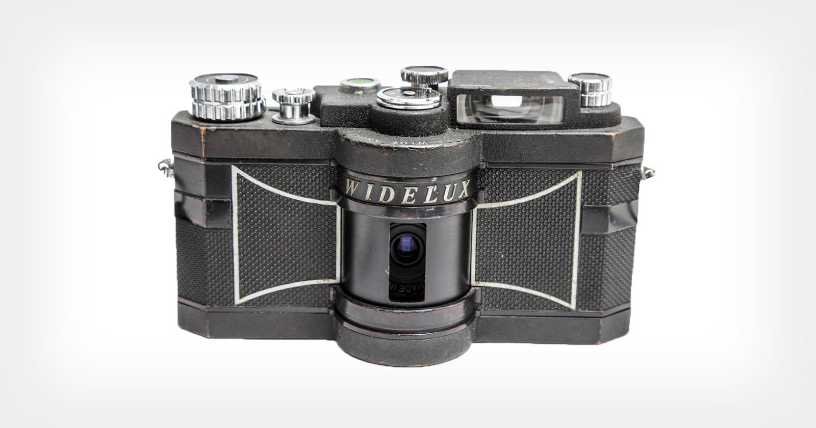 La meravigliosa telecamera panoramica Widelux: Love Affair di Jeff Bridge