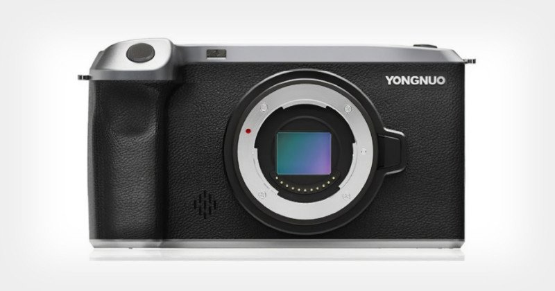 Yongnuo YN455: A New Android-Powered M43 Mirrorless Camera