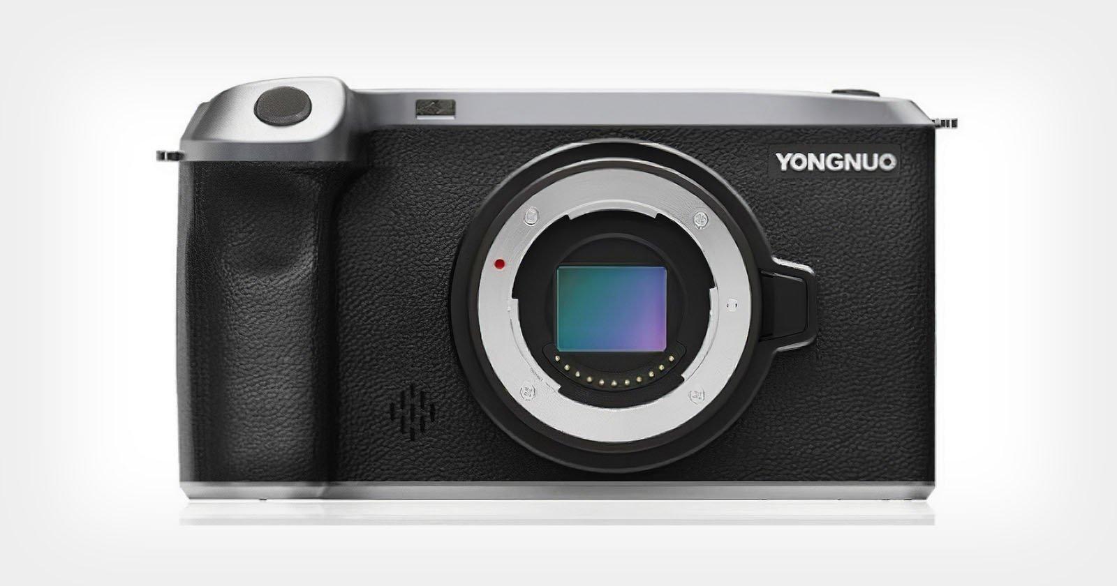 Yongnuo YN455: una nuova fotocamera mirrorless M43 alimentata da Android