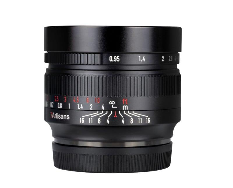 7Artisans Launches a 50mm f/0.95 Lens for Multiple APS-C Mounts 6