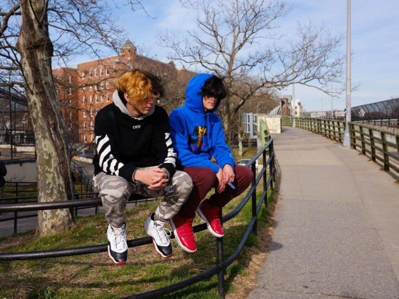 8 Tips for Shooting Street Portraits of Strangers