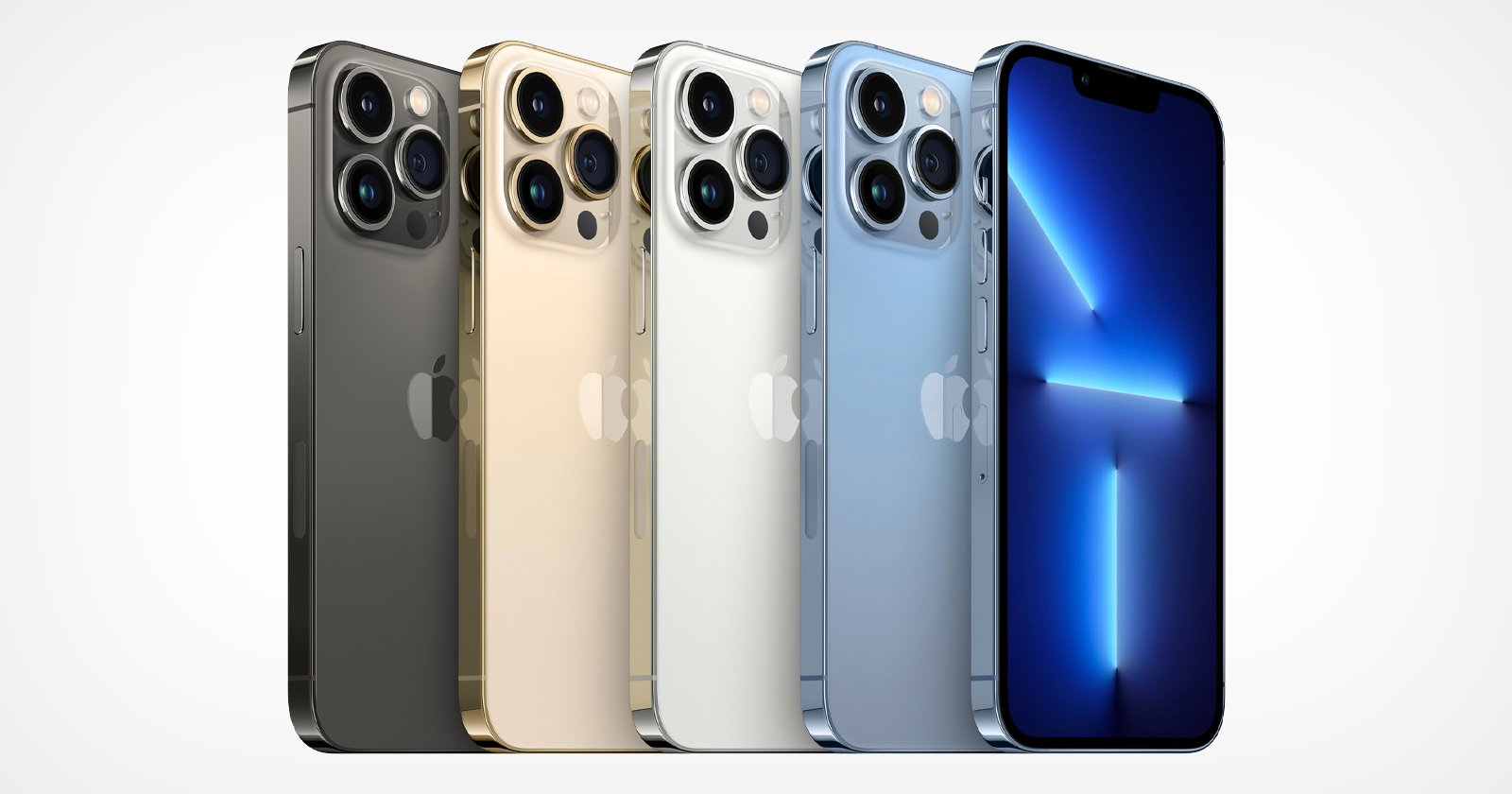 Apple's New iPhone 13 Pro and 13 Pro Max Boast Improved Cameras