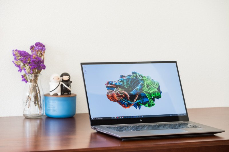 HP ZBook Studio G8 Review: Rock Solid Performance, Painful Price Tag 28