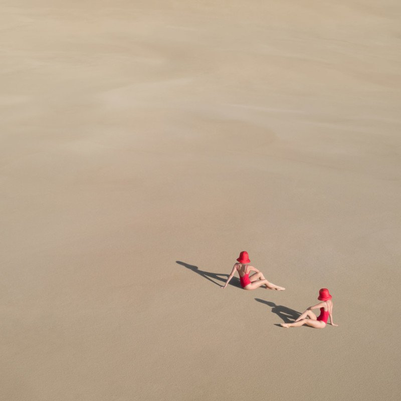 Aerial Series Mixes 1940s Fashion with Undertones of the Pandemic 55