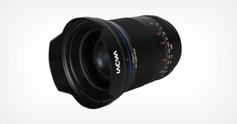 Laowa Argus 35mm f/0.95 is the 'World's Fastest' Full-Frame Lens