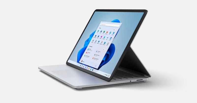 Microsoft Unveils the Creator-Focused Surface Studio Laptop