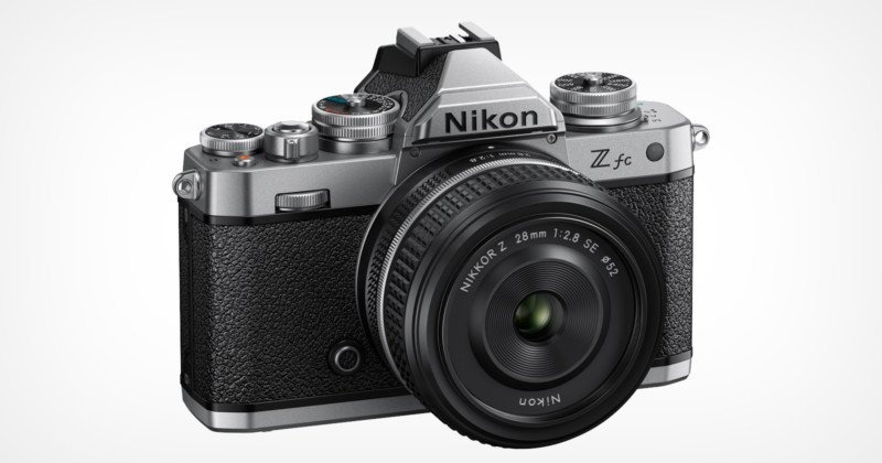 Nikon Z fc Stock Remains Low, but 28mm f/2.8 Kit to Come in October 5