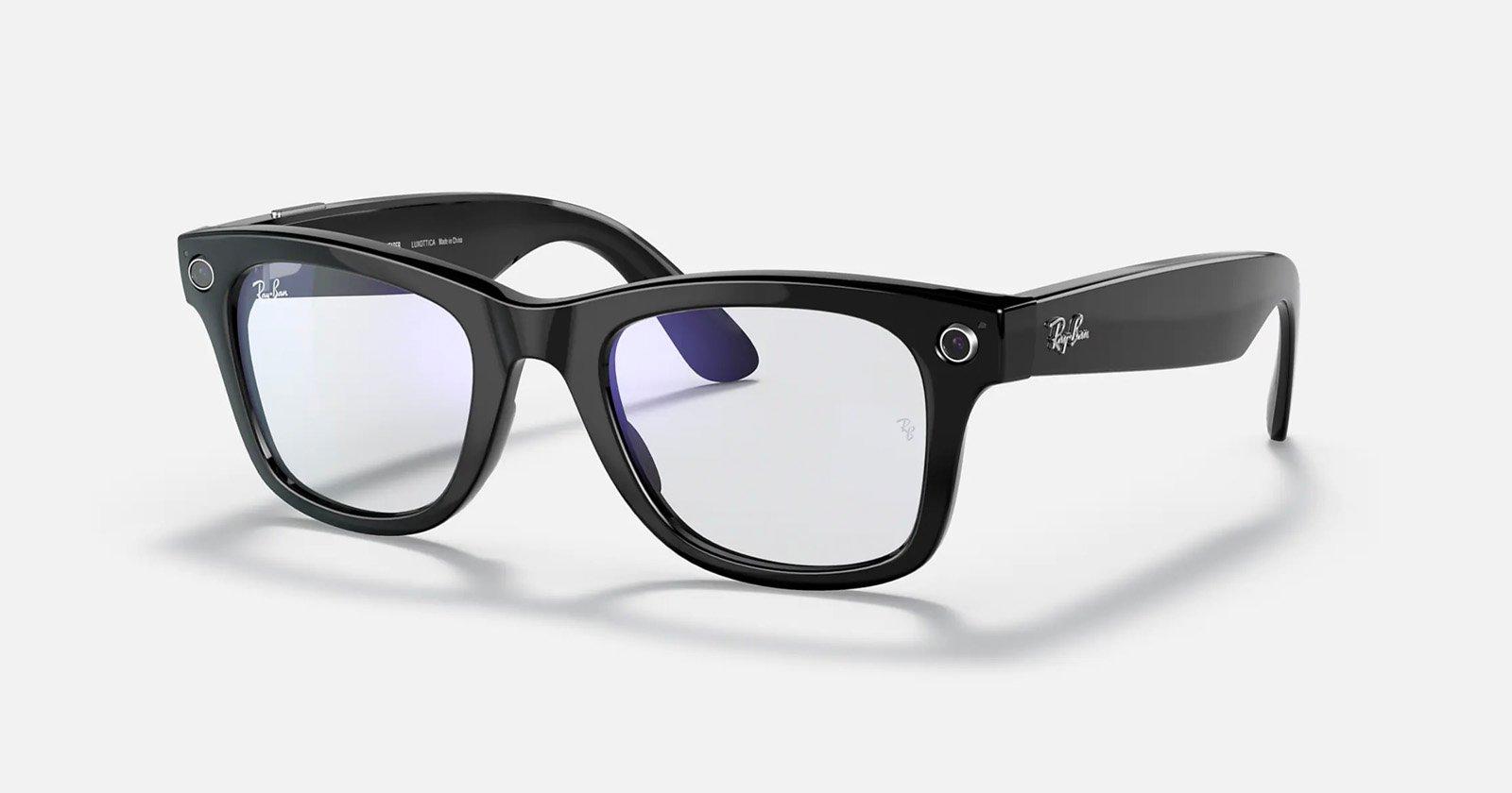 Regulators: Facebook's Smart Glasses LED Indicator May Be Insufficient