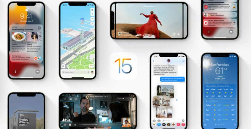 What's New in Apple iOS 15 for Photographers 1