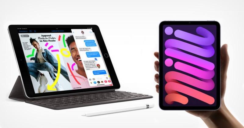 Apple Introduces 9th Generation iPad and New iPad Mini