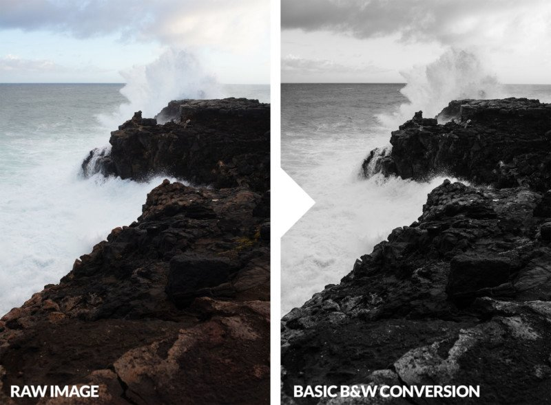An Advanced 7-Step Way to Edit B&W Photos in Lightroom
