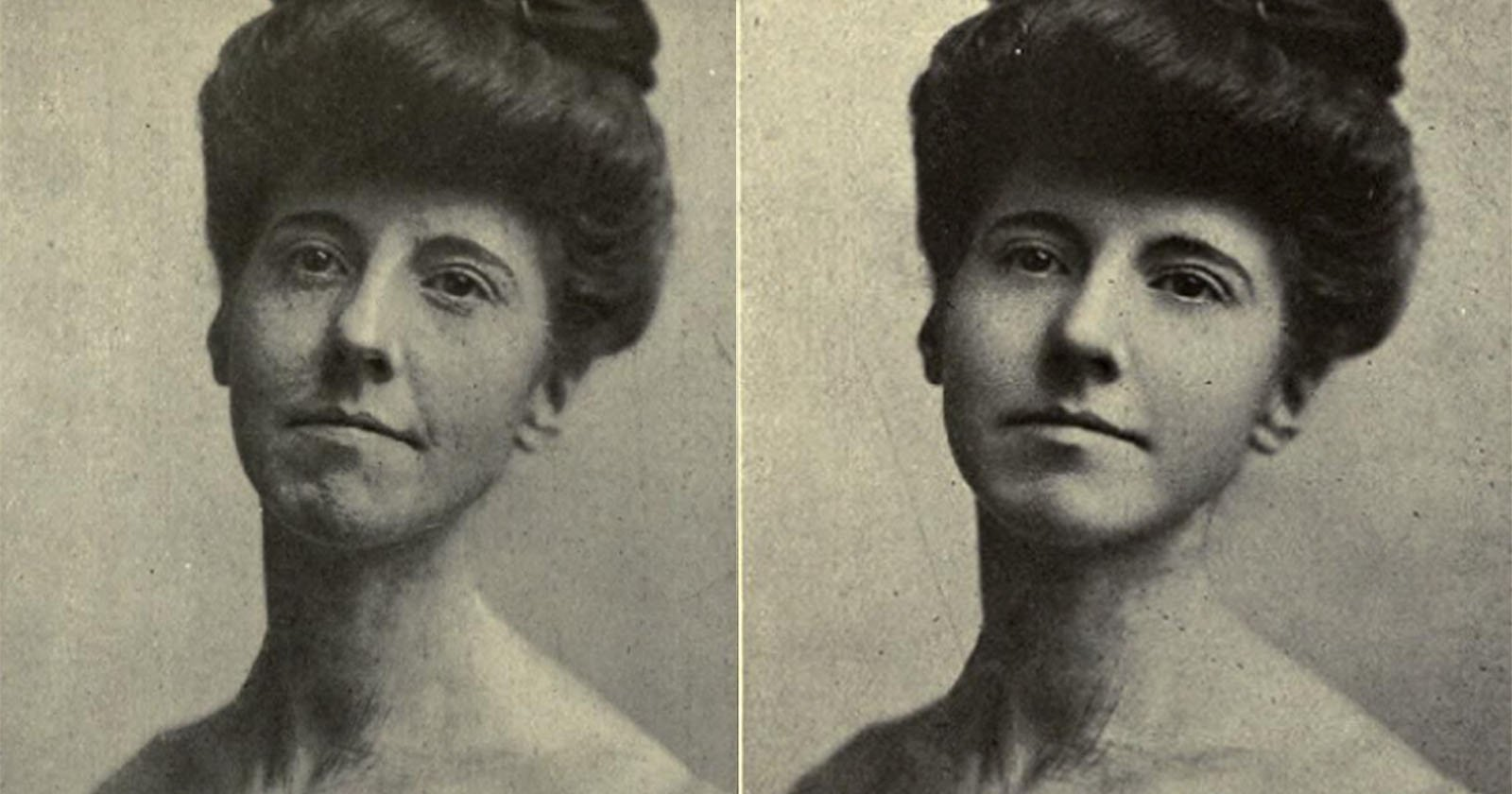 This Was 'Instagram vs Reality' in 1909