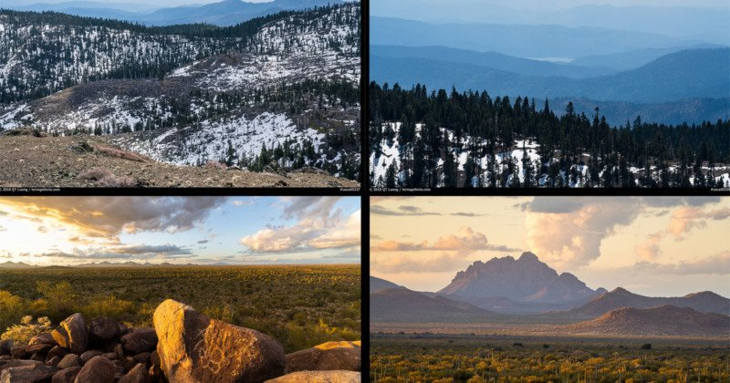 13 Tips for Shooting Sharp Landscape Photos with a Telephoto Lens 9