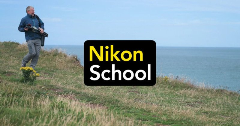 Nikon School to Introduce Live Remote Shooting for Virtual Learning 2