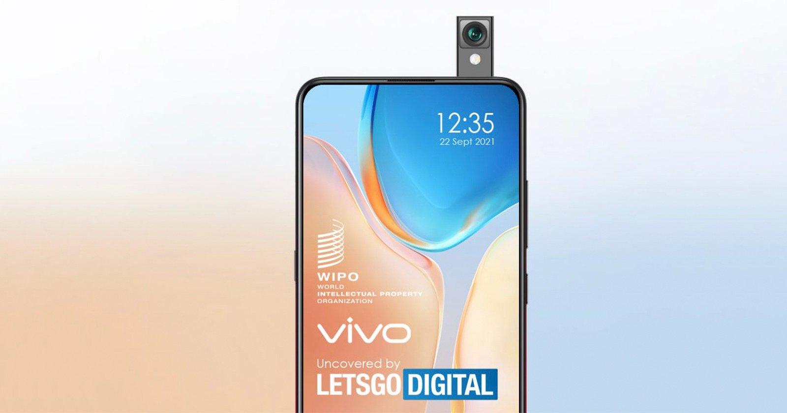 Vivo Designs Detachable, Double-Sided Pop-Up Smartphone Camera