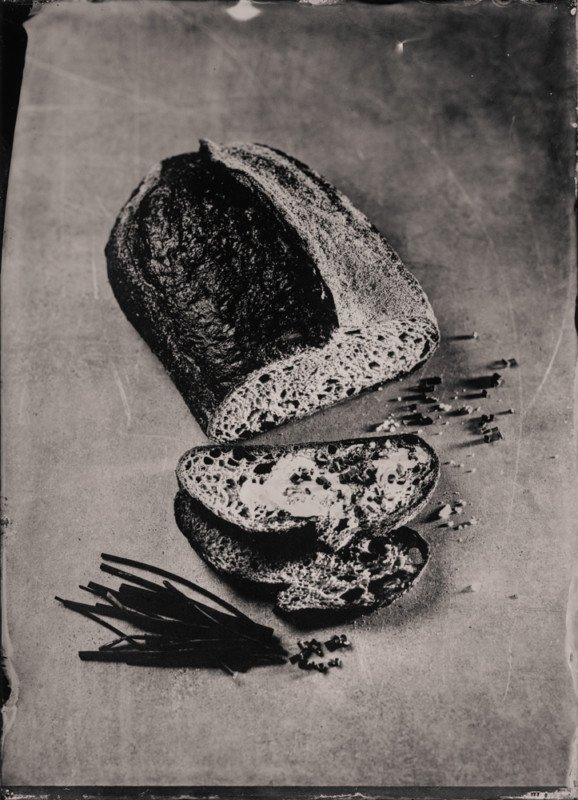 Combining a 170-Year Old Wet Plate Process with Food Photography 3