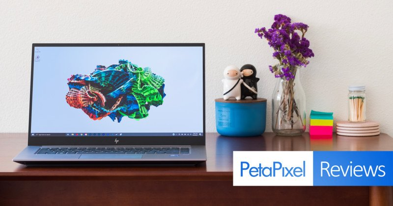 HP ZBook Studio G8 Review: Rock Solid Performance, Painful Price Tag 19