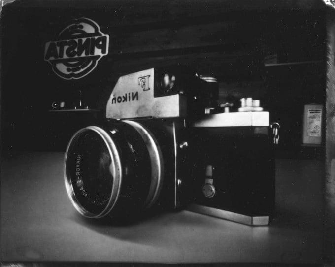 Pinsta Instant Camera: An Analog Micro Darkroom and Negative Enlarger 9