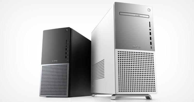 Dell Launches New Powerhouse, Liquid Cooled XPS Desktop PC