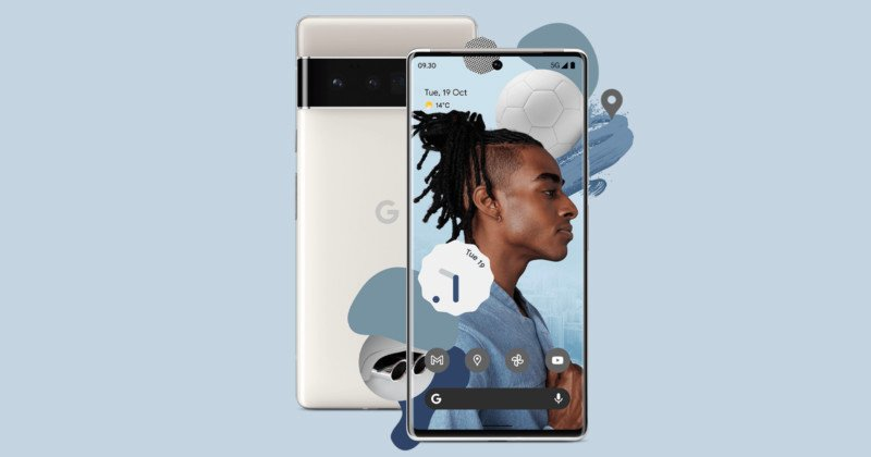 Google Pixel 6 Series Accidentally Revealed Ahead of Official Launch 1