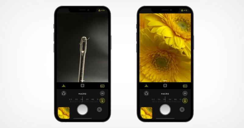 Halide App Brings Macro Photography to All iPhones 1