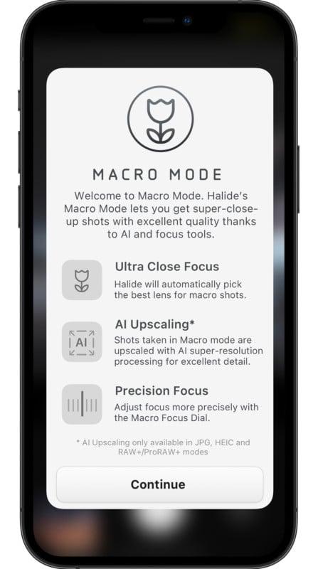 Halide App Brings Macro Photography to All iPhones 2