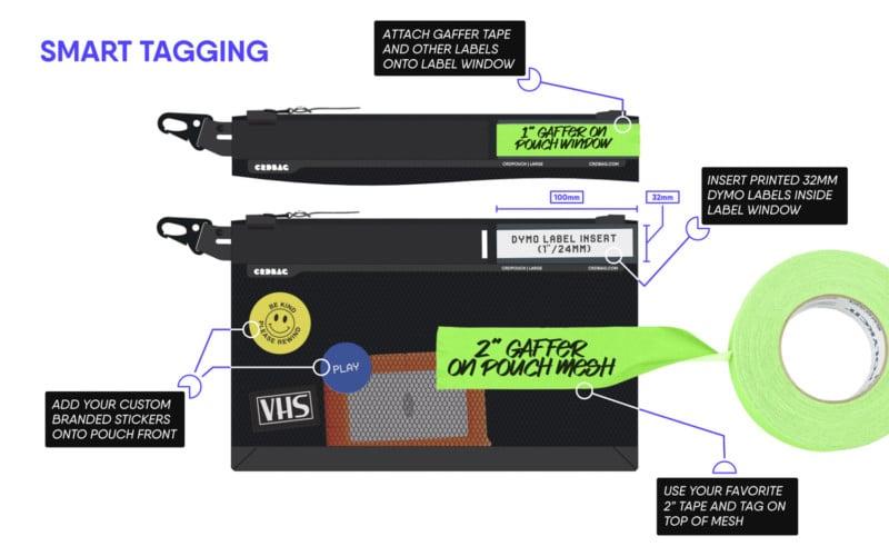 CRDBAG is a New Photo Gear Storage and Organization System 1